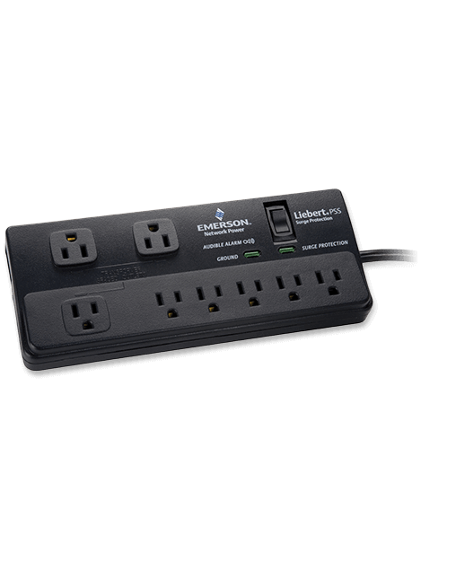 Tech Plan Liebert PSS Surge Protection Strip