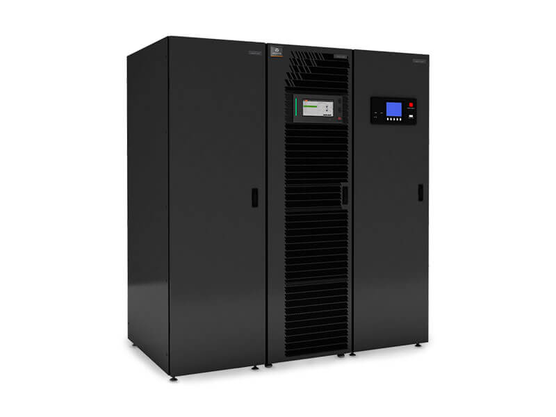 Tech Plan Liebert EXM UPS 208 Volt