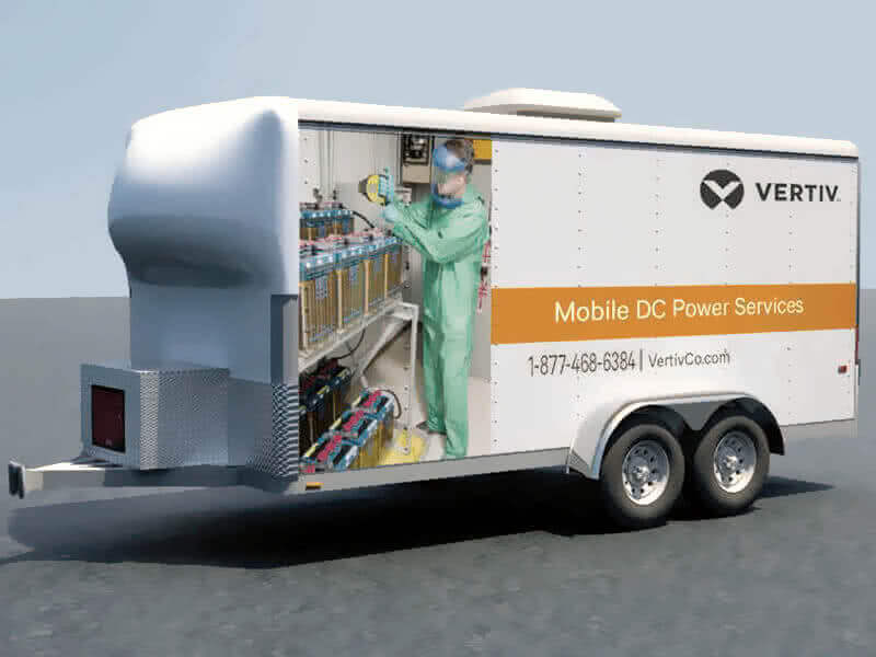 Tech Plan Mobile DC Power Services