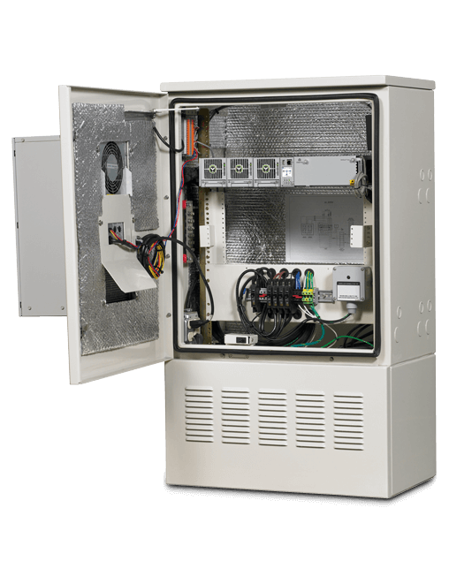 Tech Plan Vertiv XTE Sole Enclosure