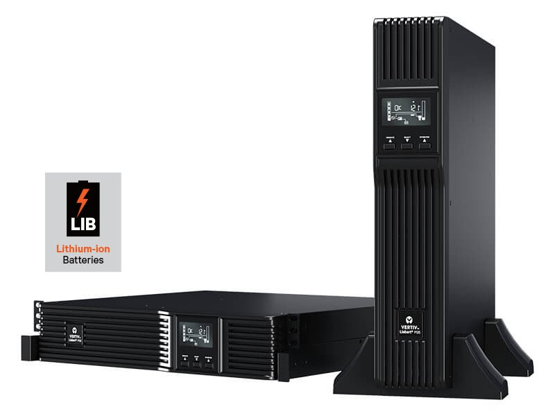 Tech Plan Vertiv™ Liebert® PSI5 Lithium-Ion UPS