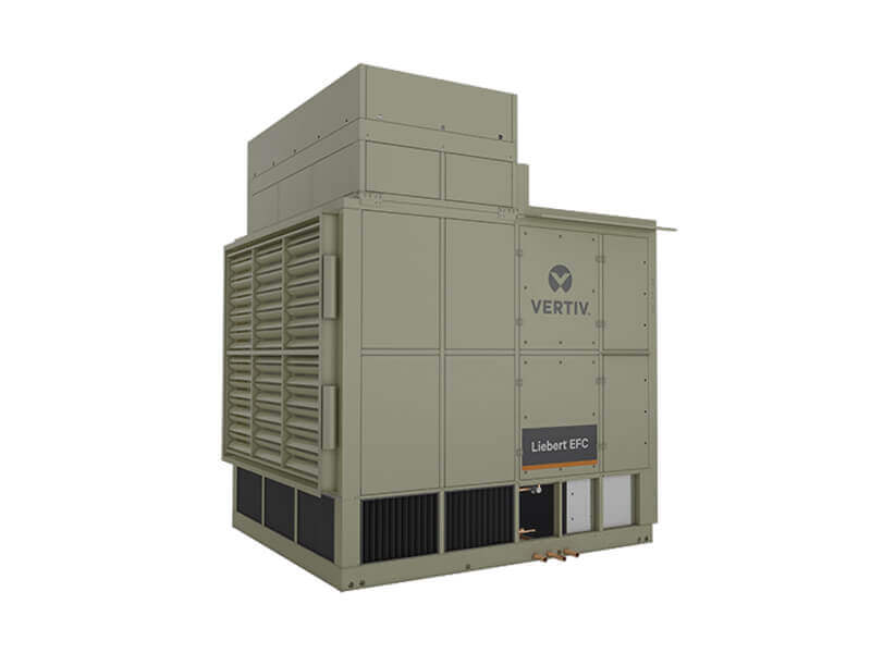 Tech Plan Liebert EFC Indirect Evaporative Freecooling System, 400kW