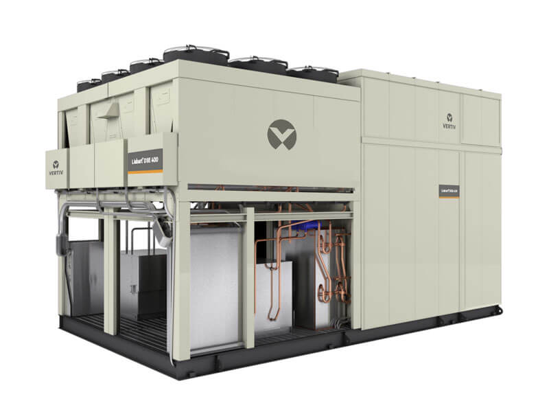 Tech Plan Liebert® DSE Packaged Free-Cooling Solution, 400-500kW