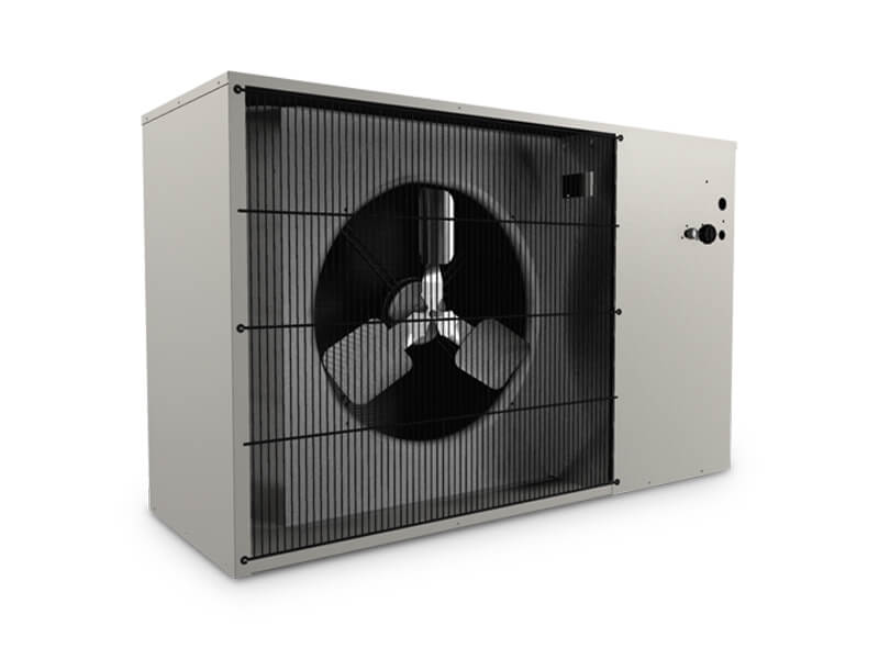 Tech Plan Liebert PFH Outdoor Condenser, 3.5-28kW